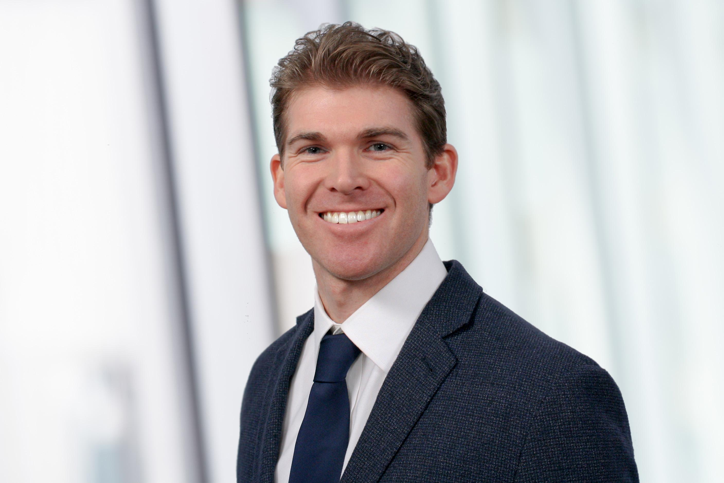 Headshot photo of Bryan Bergin