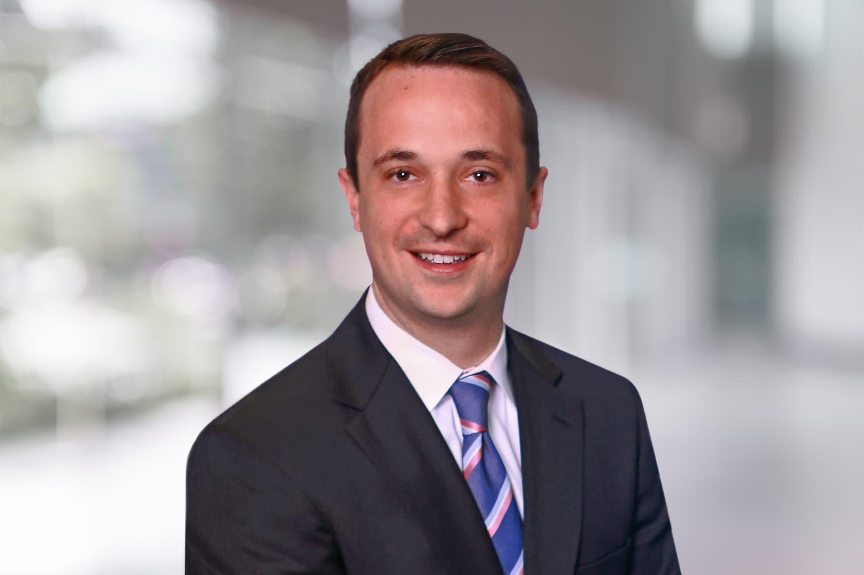 Alex Schroeder, Director, Mergers & Acquisitions