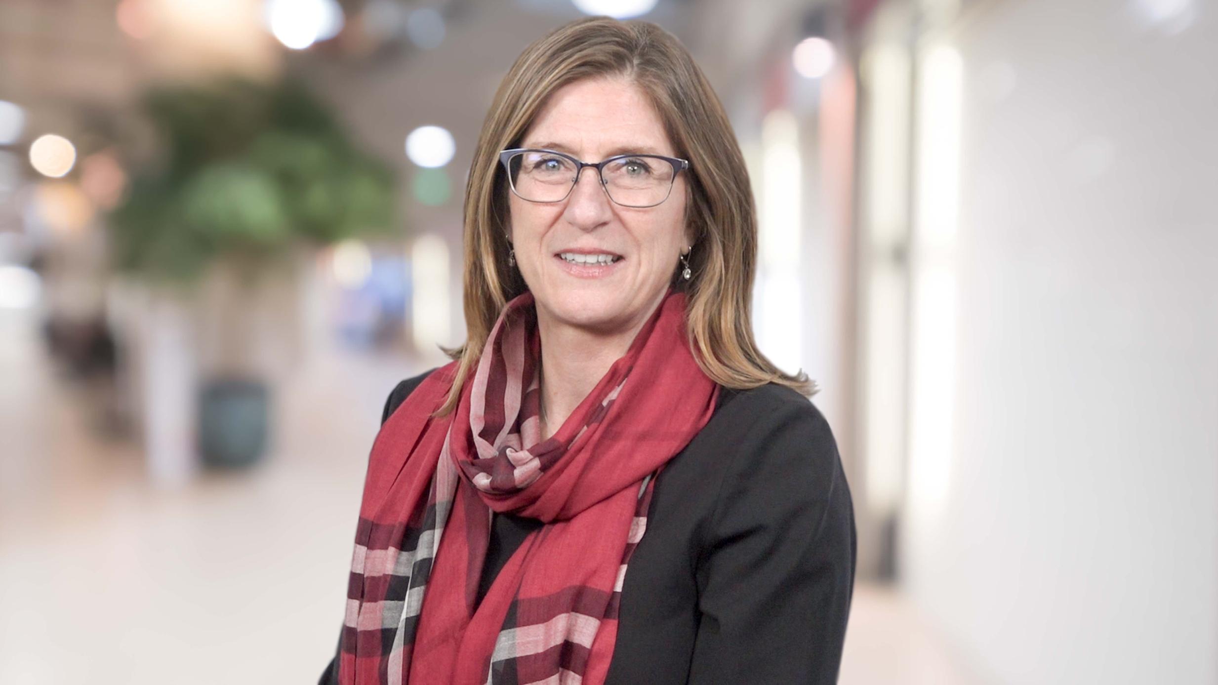 Headshot photo of Jane Gerhard