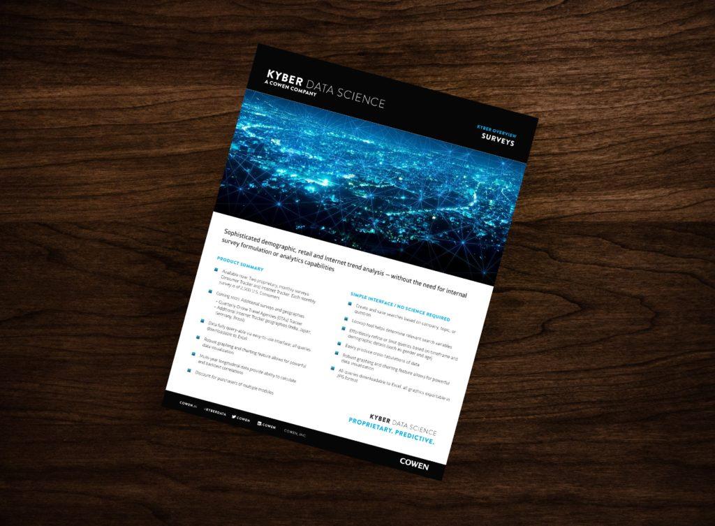 Kyber Data Science Survey