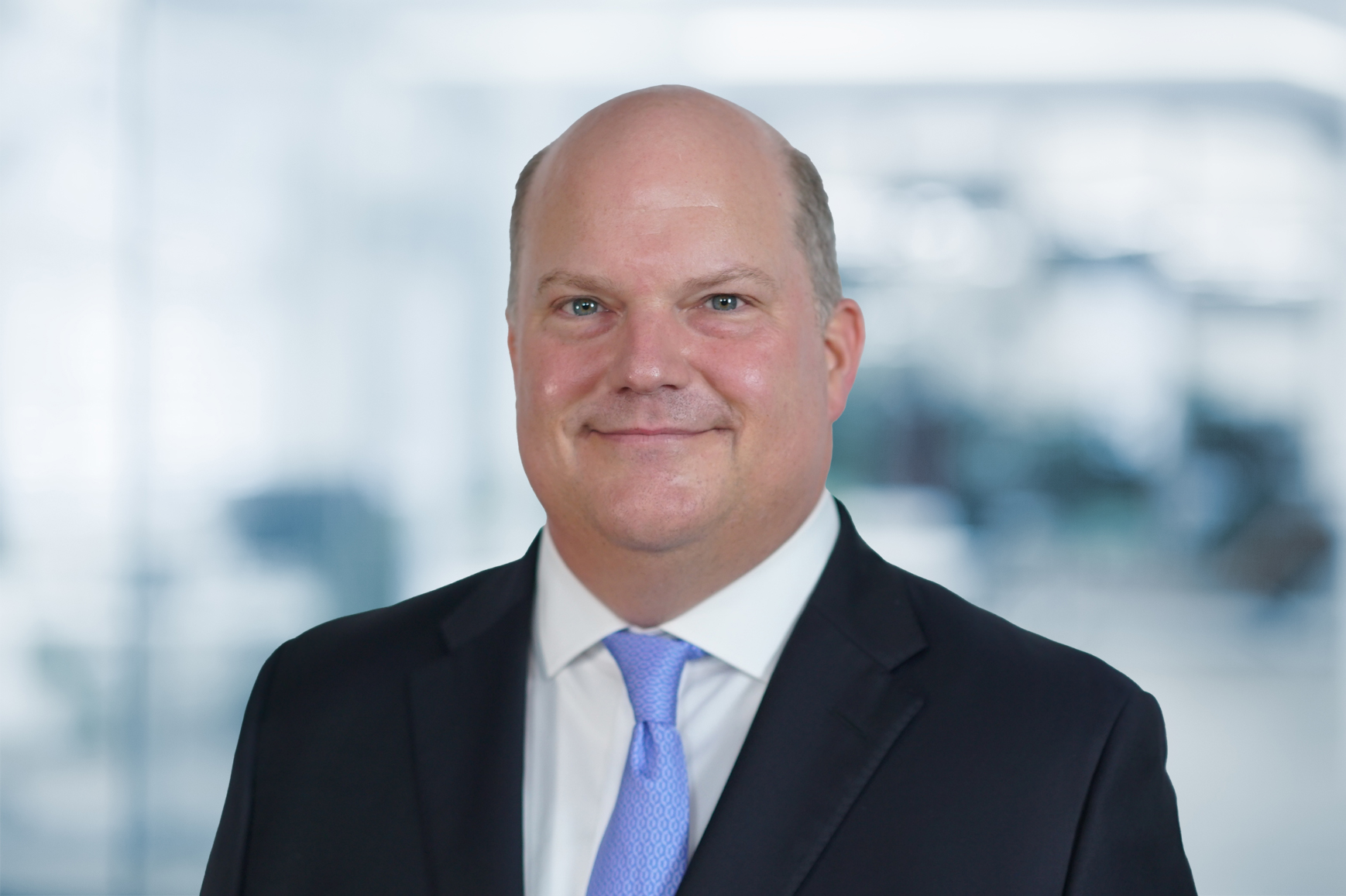 Headshot photo of Scott Hague