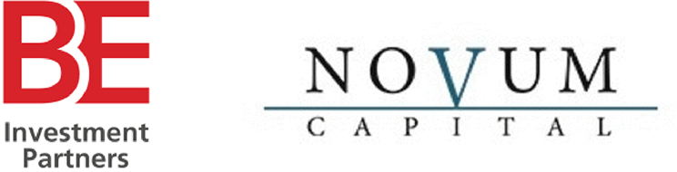 BE and Novum Capital logo