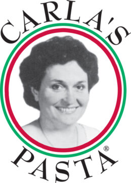Carla's Pasta logo