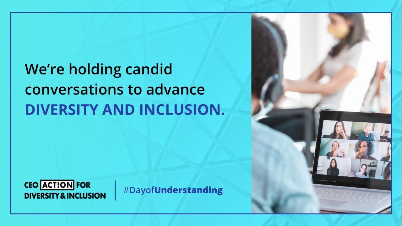 Day Of Understanding 2021 Candid Conversations