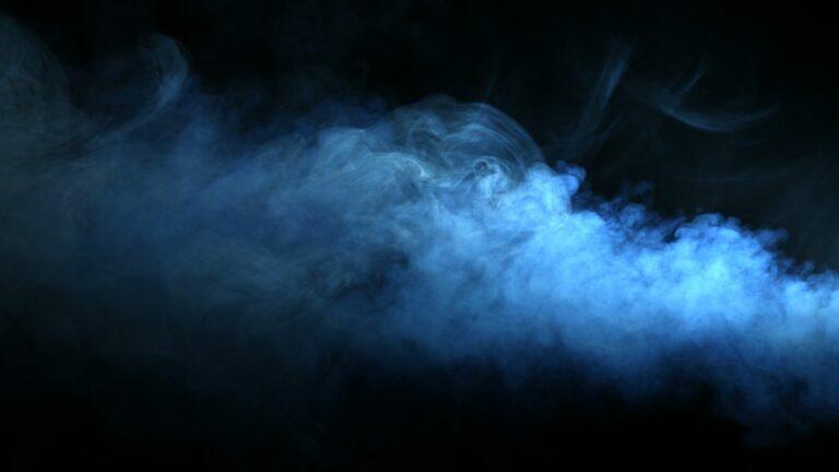 Image of a puff of smoke